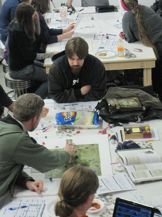 Makers learning DnD