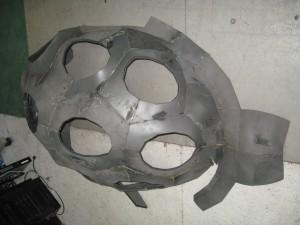 EVA Foam Bowser Shell.